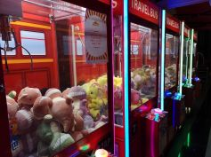 Claw Machines Rental in Singapore