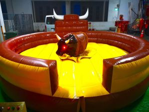 Bull Ride Rental in Singapore