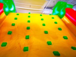 Inflatable Obstacle Course Climb