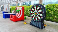 Inflatable Game Stalls Singapore