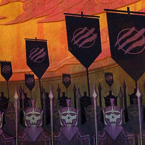 Все концовки tyranny — Архонты