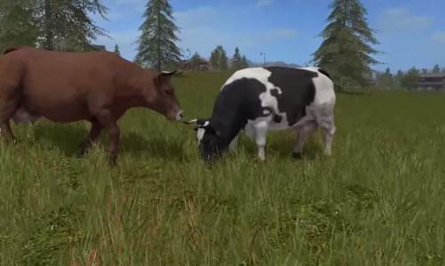 Как купить коров в farming simulator 17