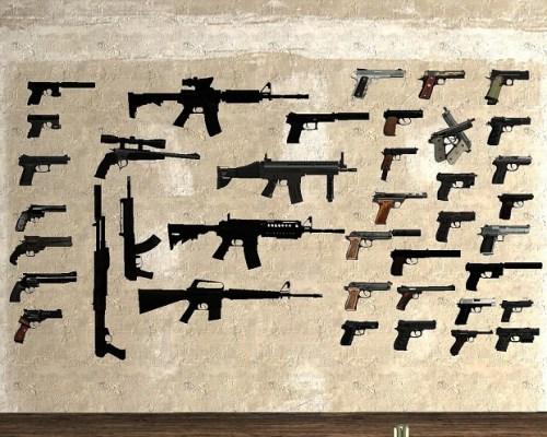 Скачать аддоны на гаррис мод 13 на оружие