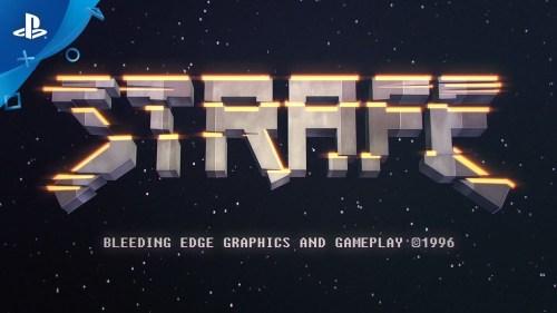 Прохождение обучения в STRAFE от gamemod-pc.ru