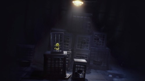 Прохождение главы 2 в Little Nightmares от Gamemod-PC.ru