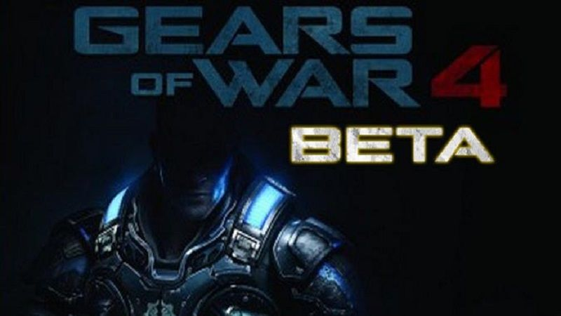 gears of war 4 beta
