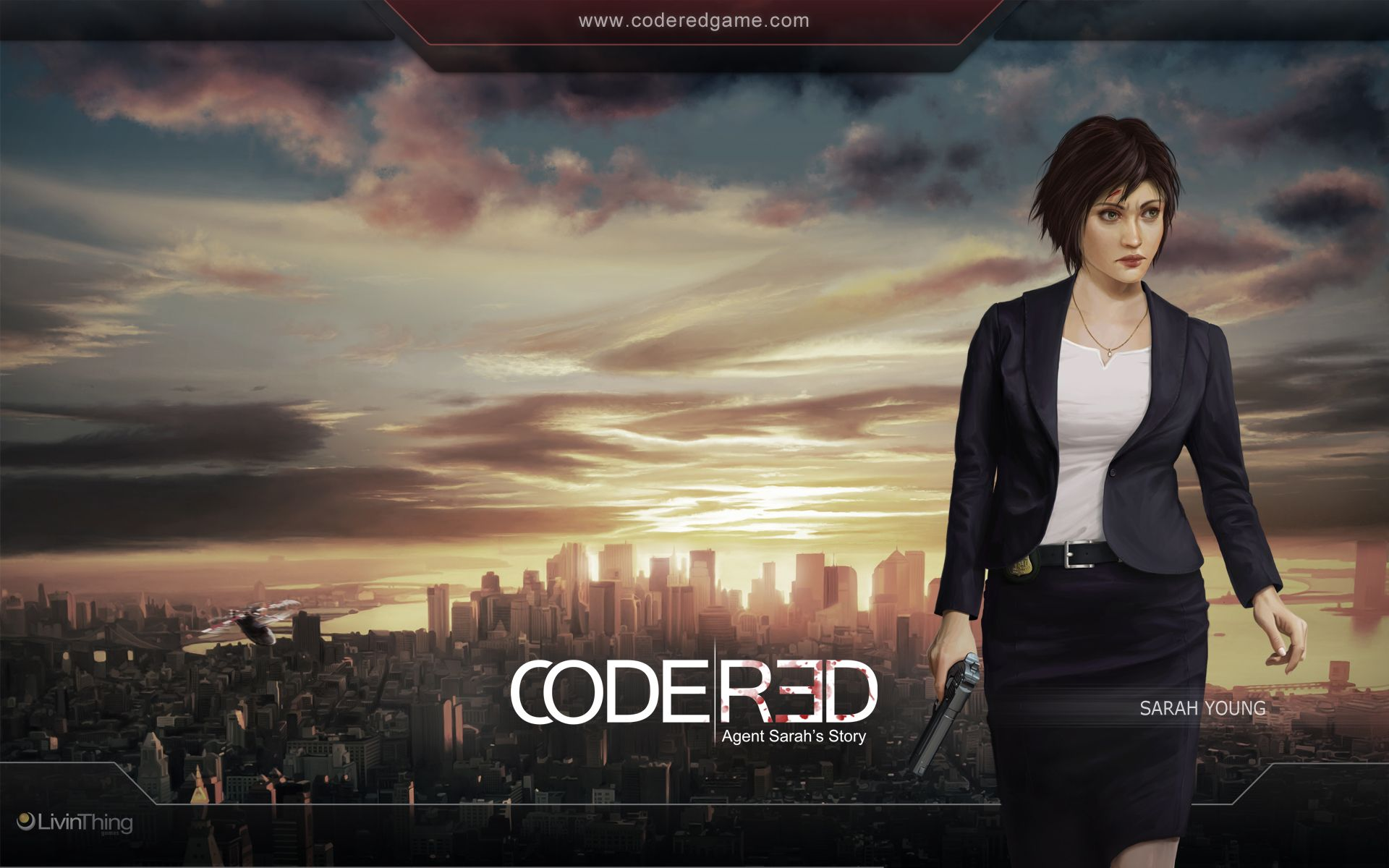 CodeRed: Agent Sarah's Story