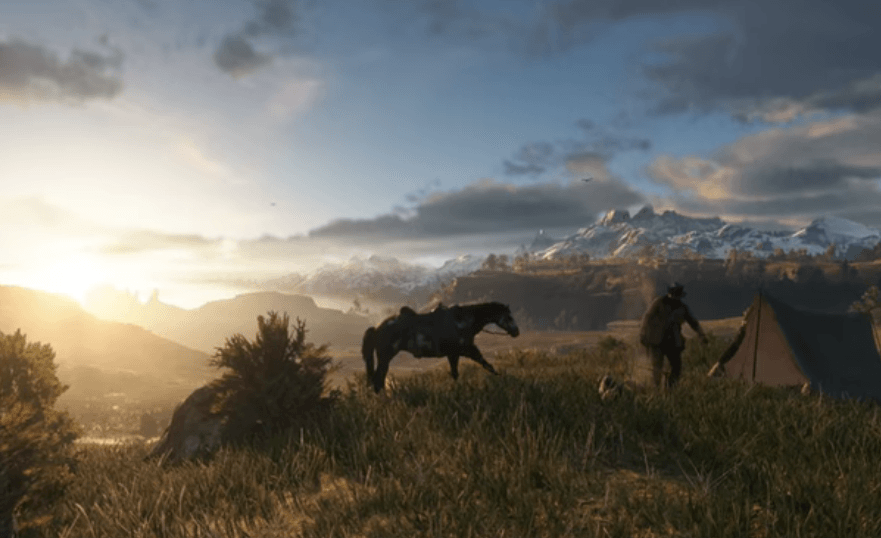 Red Dead Redemption 2 – nowy trailer!