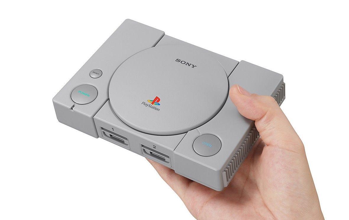 """Playstation Classic – czyli pomysłowość z """"big N"""" w tle"""