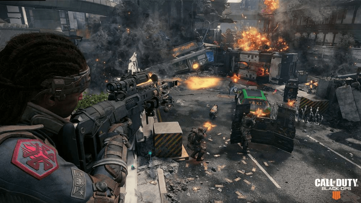 Multiplayer Call of Duty: Black Ops 4 na tegorocznym PGA