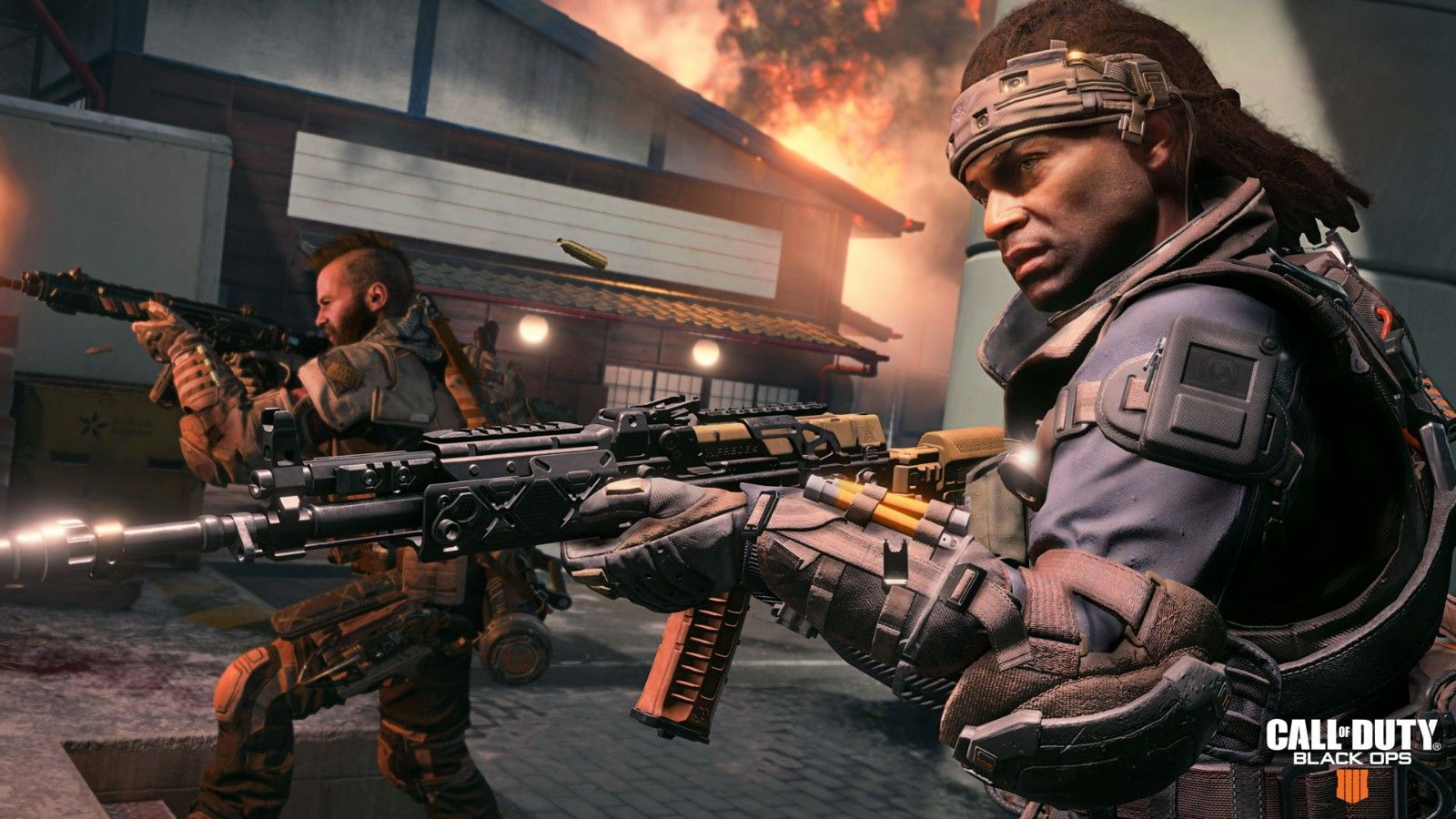 Call of Duty: Black Ops 4 od Activision już dostępne