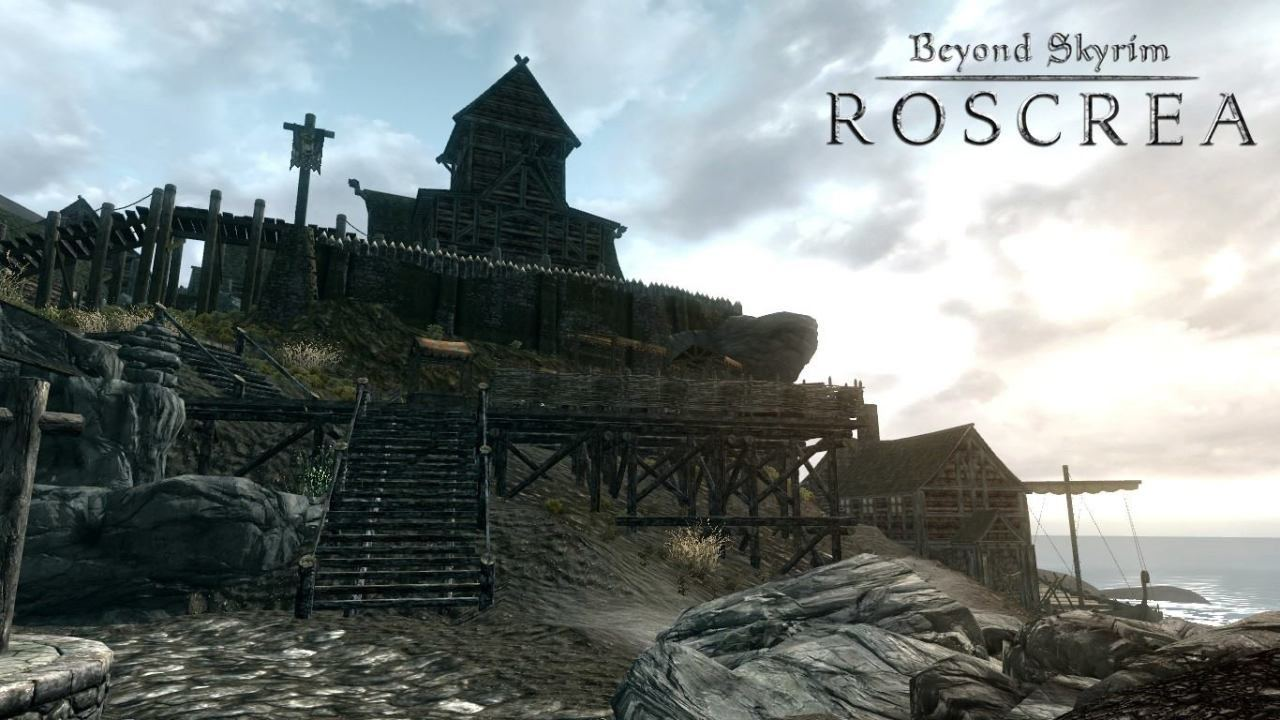 Beyond Skyrim Roscrea Teaser Trailer Is Out Game News Plus