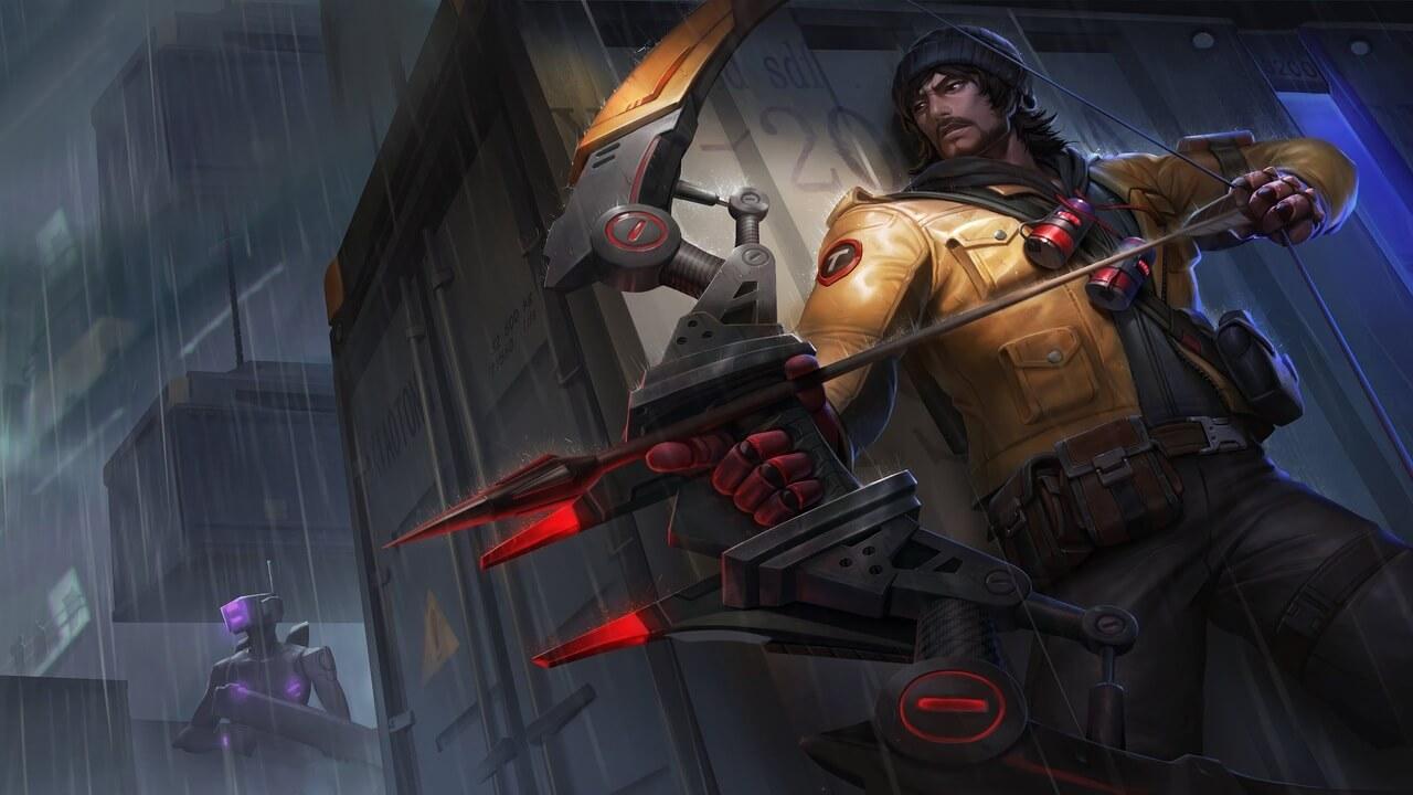 hero marksman terkuat 2021