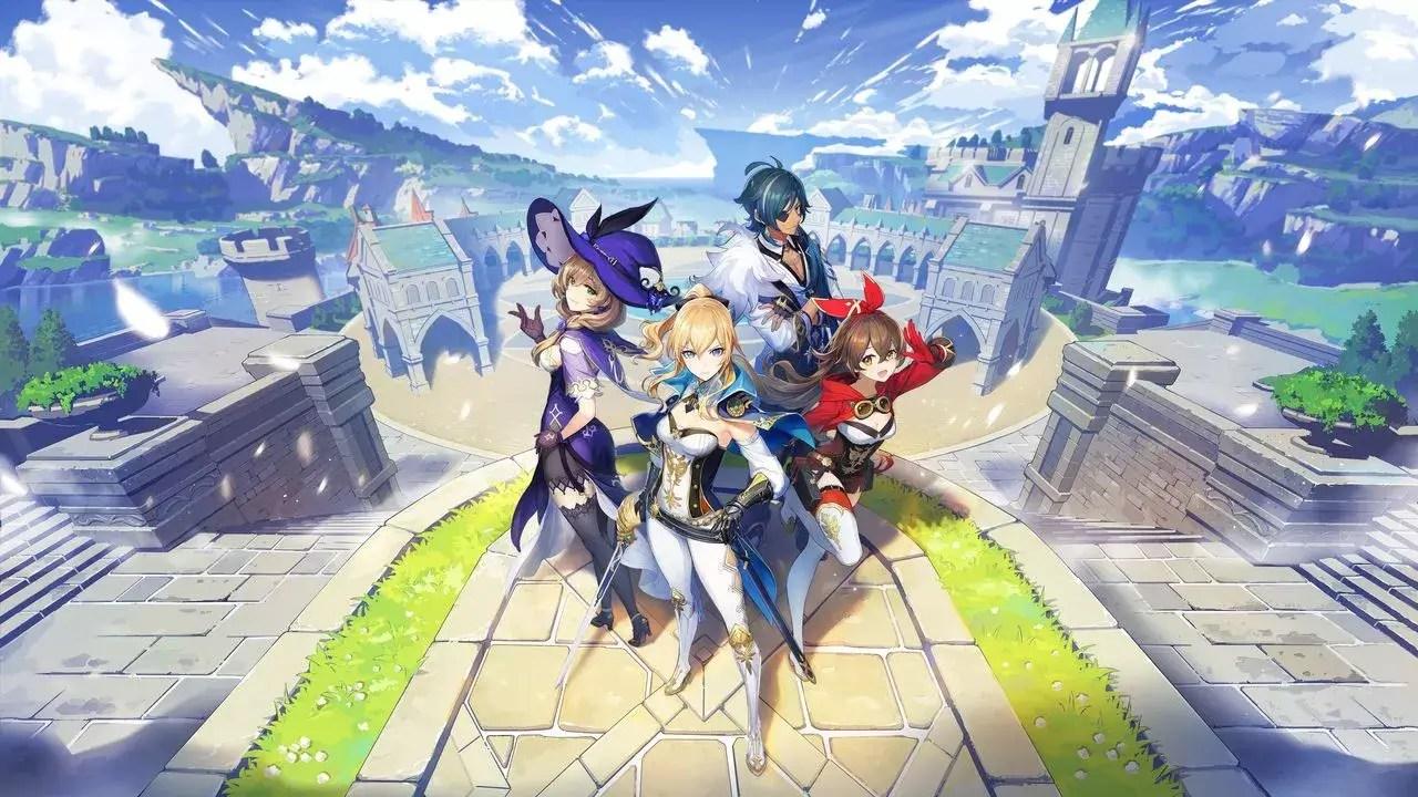 game anime android terbaik