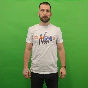GameNOEL muška majica prednji dio