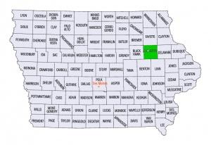 Hazleton Old Order Amish Settlement Hazleton Iowa USA