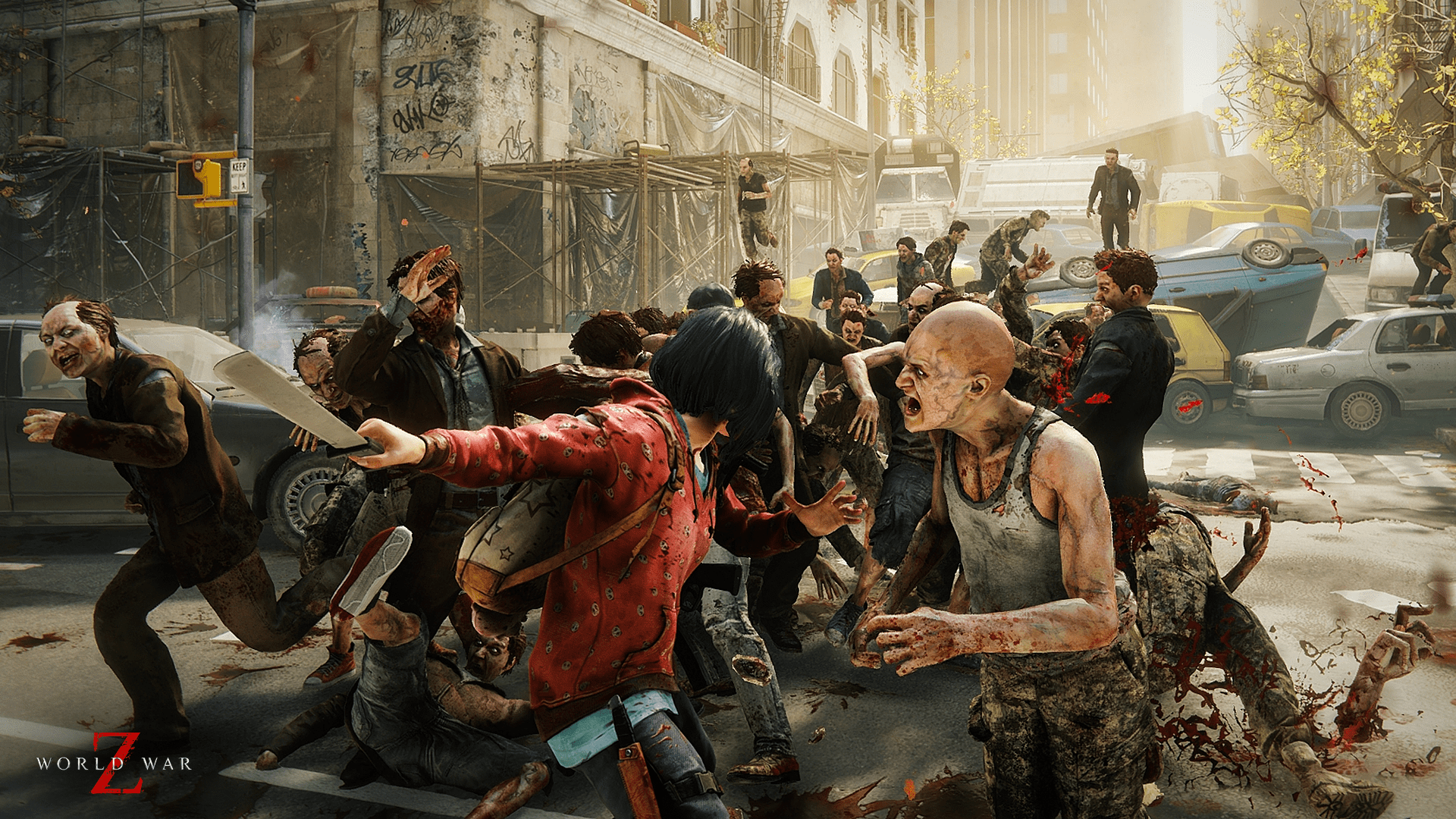 World War Z Review (PC) - GameOctane