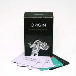 Origin deck