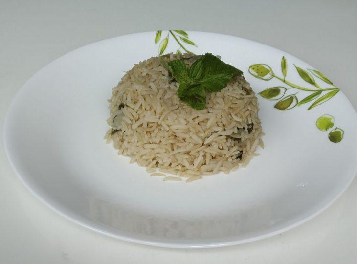 Healthy ghee rice