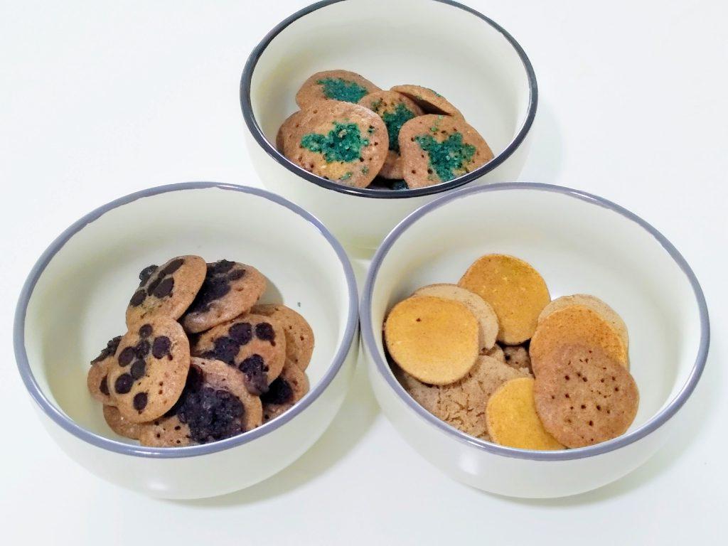 TikTok viral pancake cereal | mini pancakes