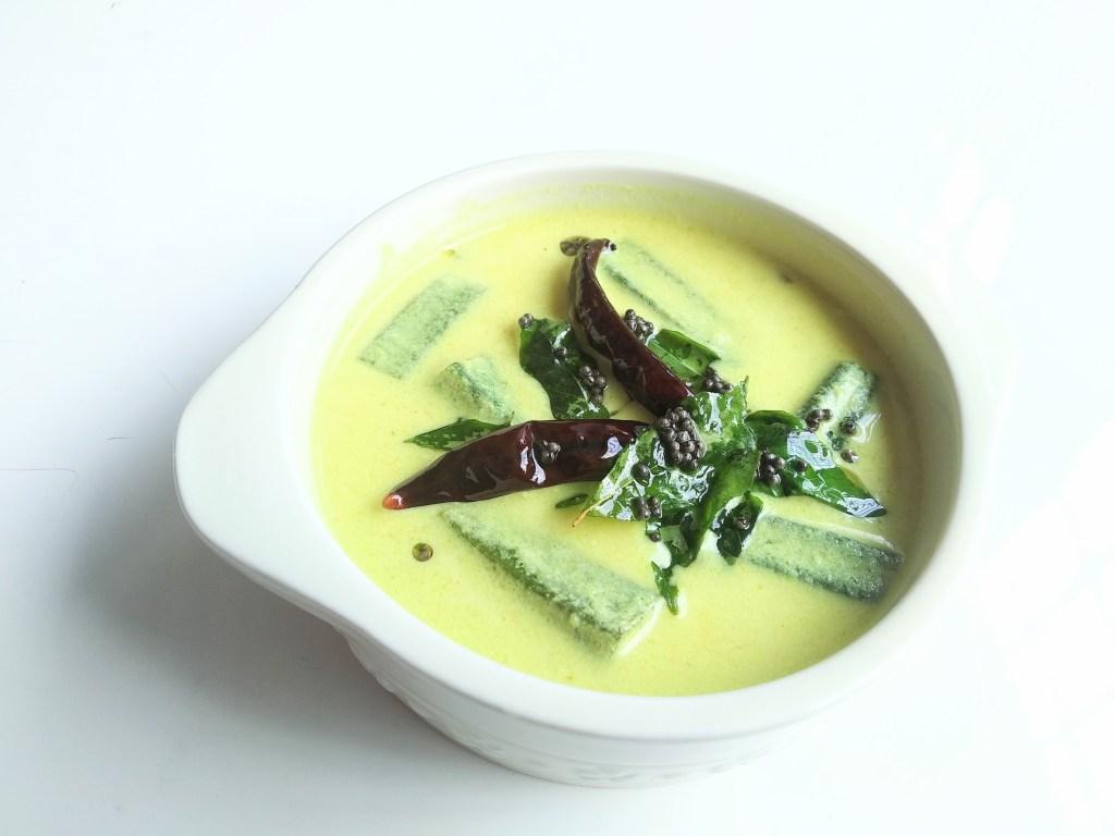 Onam special- Buttermilk curry/moru curry/mor kuzhambu