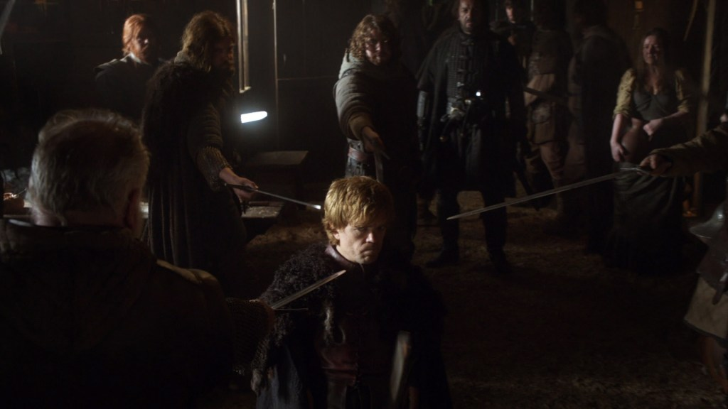 "Game of Thrones S01E04 ""Cripples, Bastards, and Broken Things"""