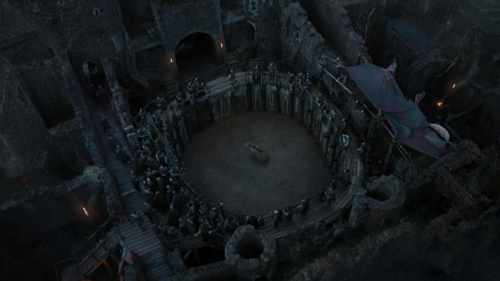 """Game of Thrones S03E07 """"The Bear and the Maiden Fair"""""""