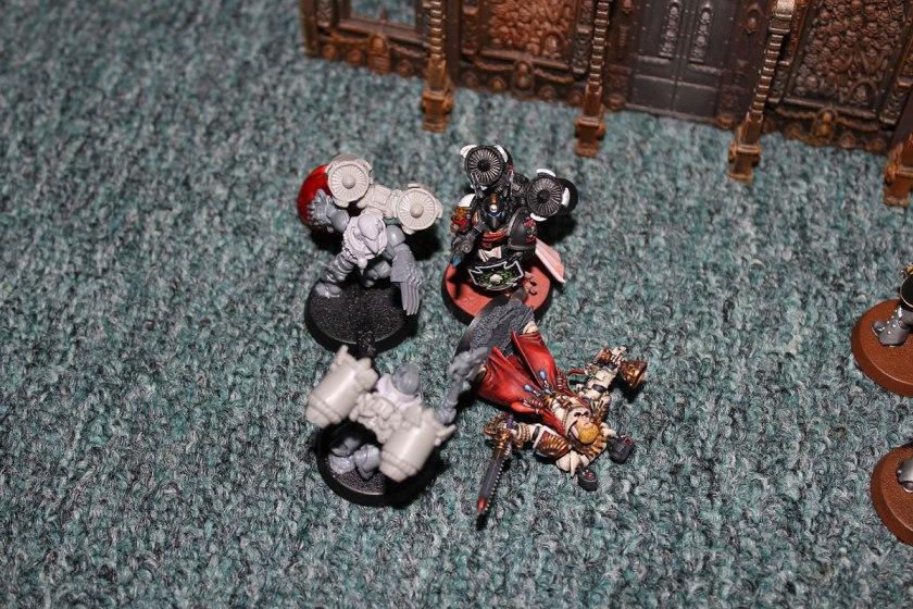 Battle Report Warhammer 40k Blood Angels Vs Raven Guard 750 Points Game Of Travel