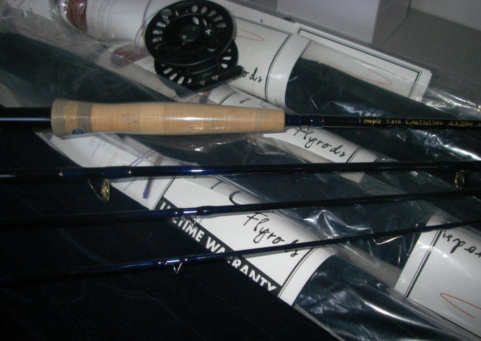 Temple Fork Outfitter's Axiom Fly Rod