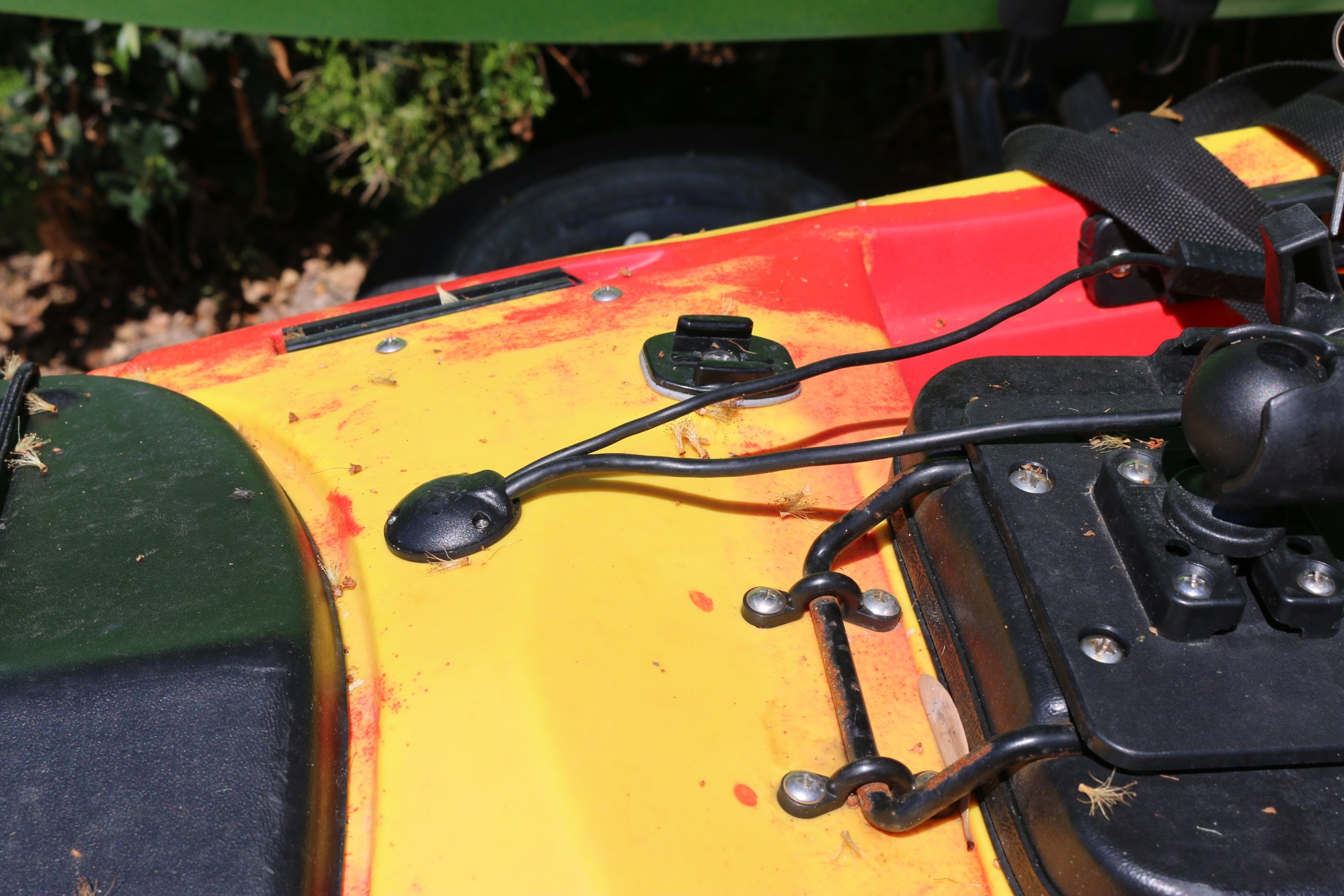 hight resolution of jim sammons kayak fishing tales page 4 kayak fish finder wiring