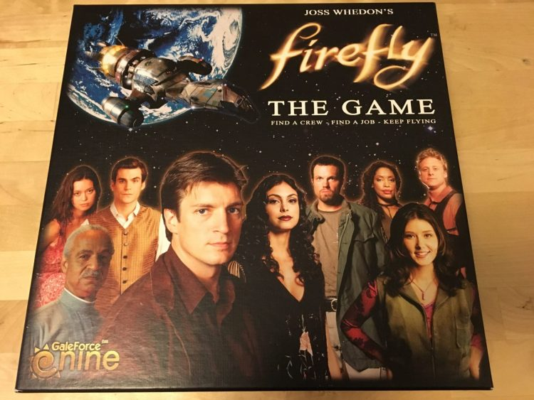 Firefly: The Game Review | Gameosity image