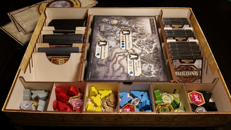 Behold, the chaos of the City of Splendors laid low by the insert!