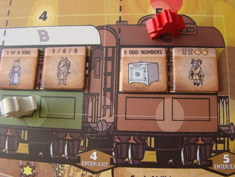 Train Heist 4