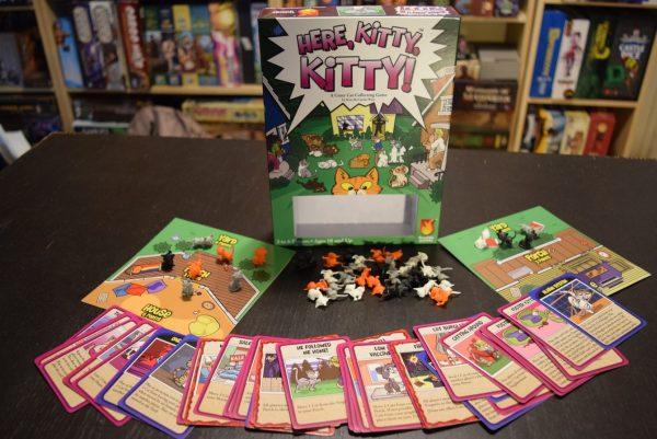 Here Kitty Kitty box