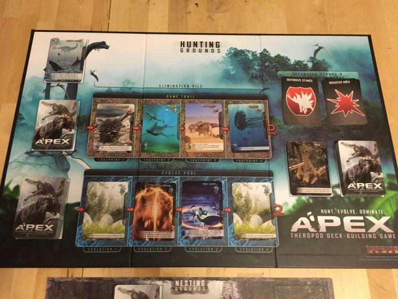 I do love the new game board.