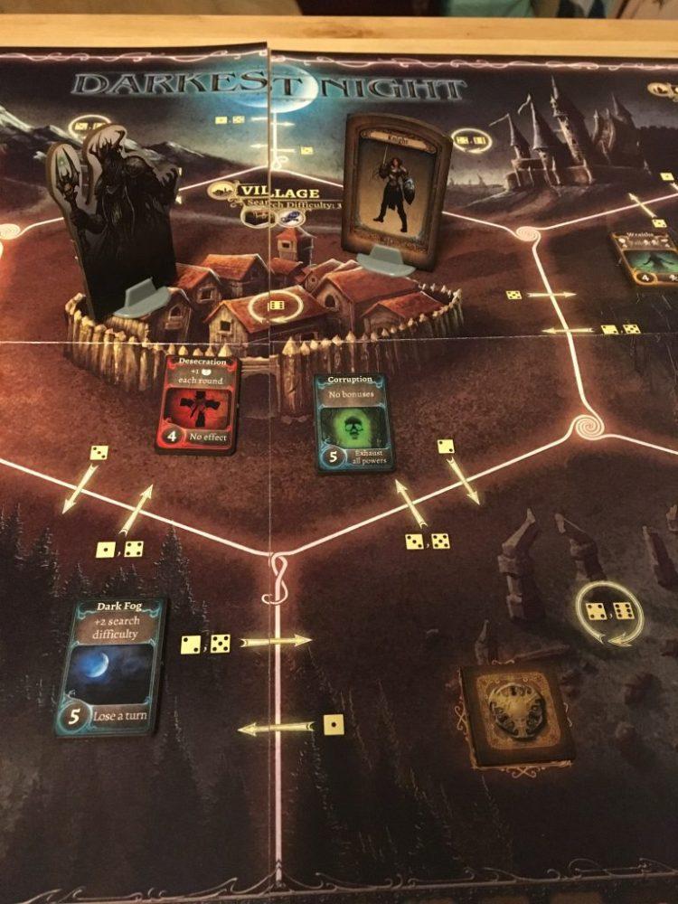 Behold! A prettier map and prettier tokens!