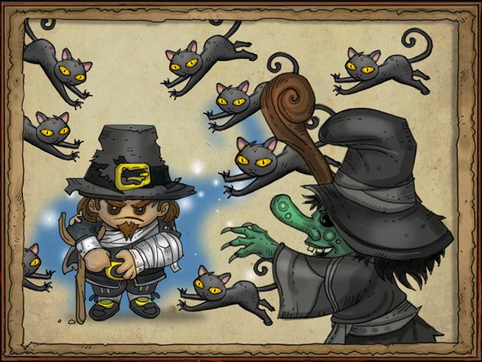 WitchCurse