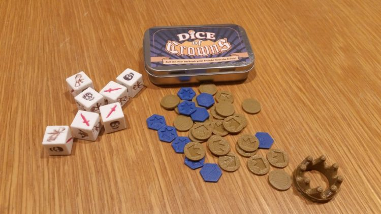 Prototype components, on account of all the Kickstarter Previewin' we're doing here.