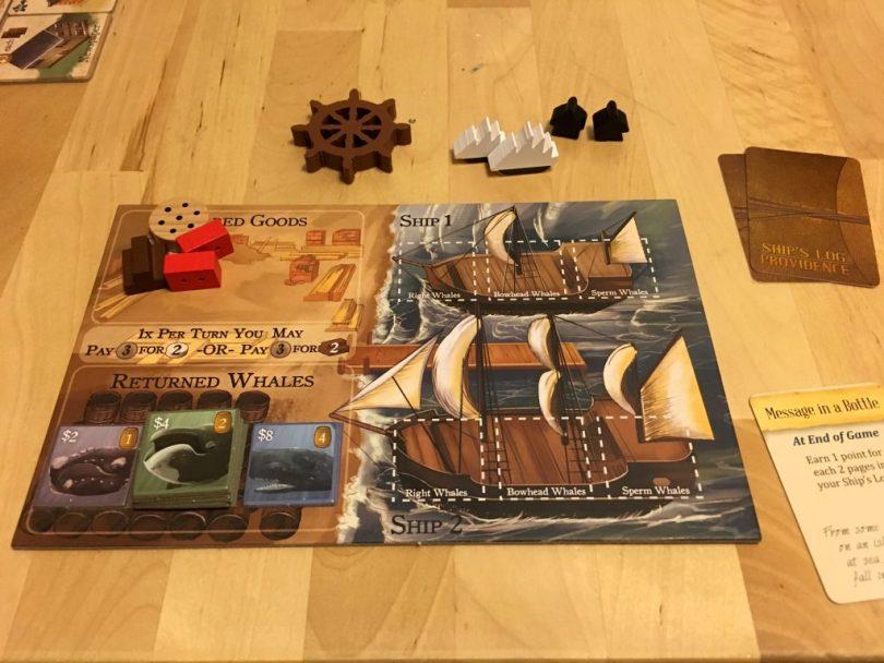 Ready to set sail.
