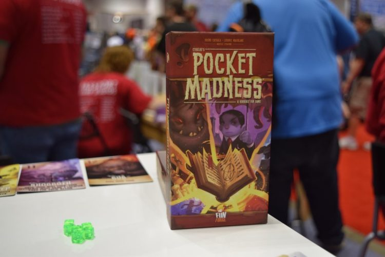 Pocket Madness 1