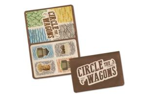 circle the wagons card game