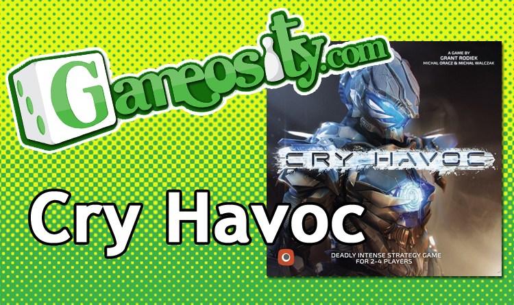 Gameosity Youtube Cry Havoc