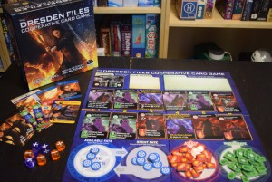 dresden files board game