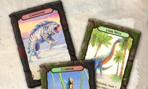 evolution app cards