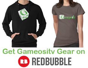 gameosity on redbubble