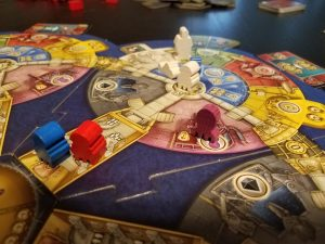 Aquasphere board