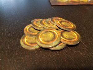 karmaka board game tokens