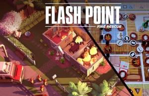 Flash Point Digital title