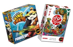King of Tokyo: Power Up! & Ninja Taisen