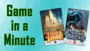 Game in a Minute Tides of Time Madness